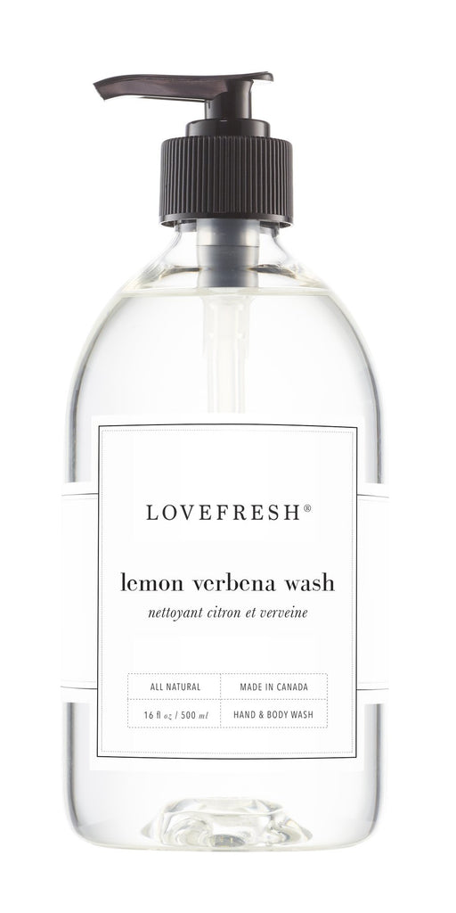 Hand and Body Wash Lemon Verbena