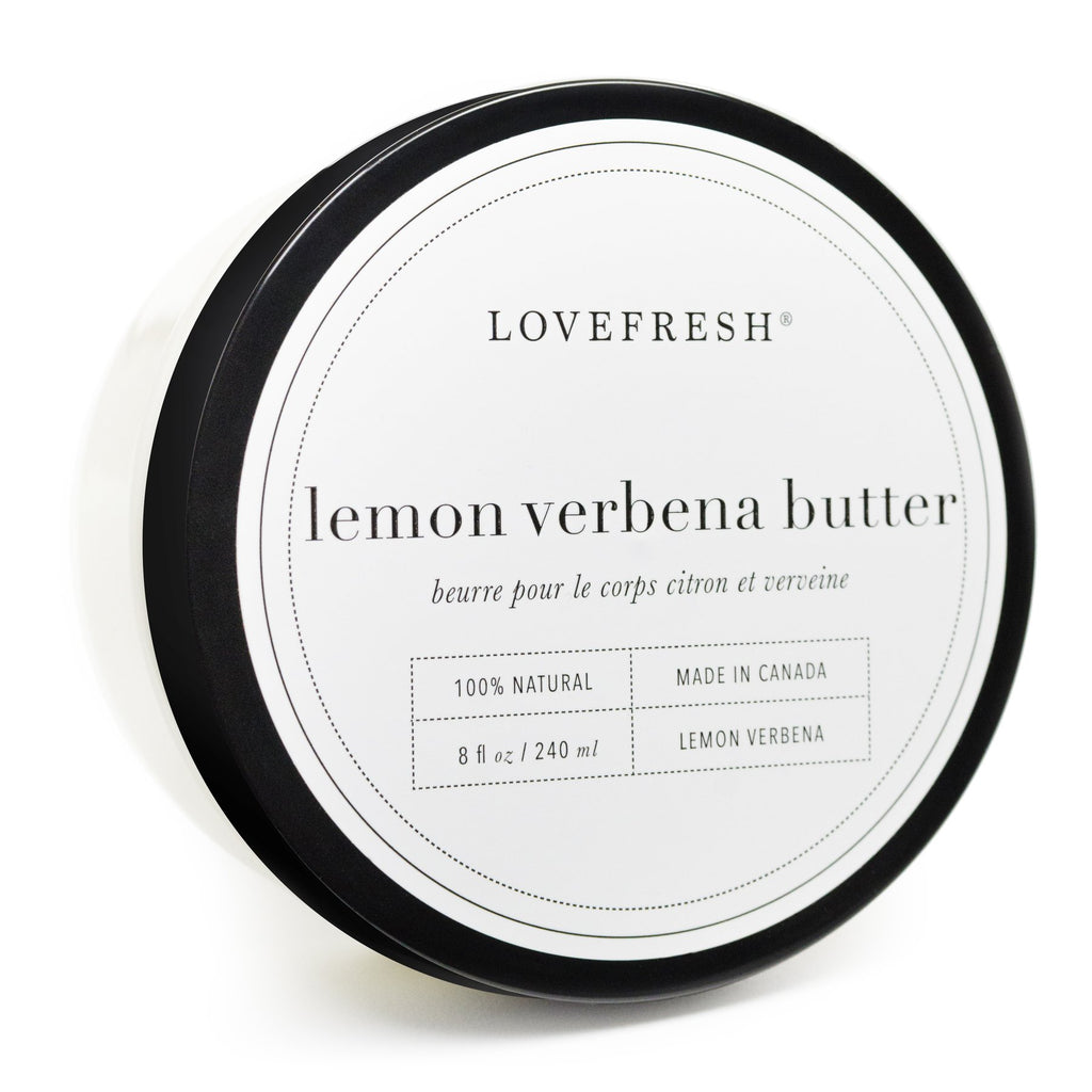 Body Butter, Lemon Verbena