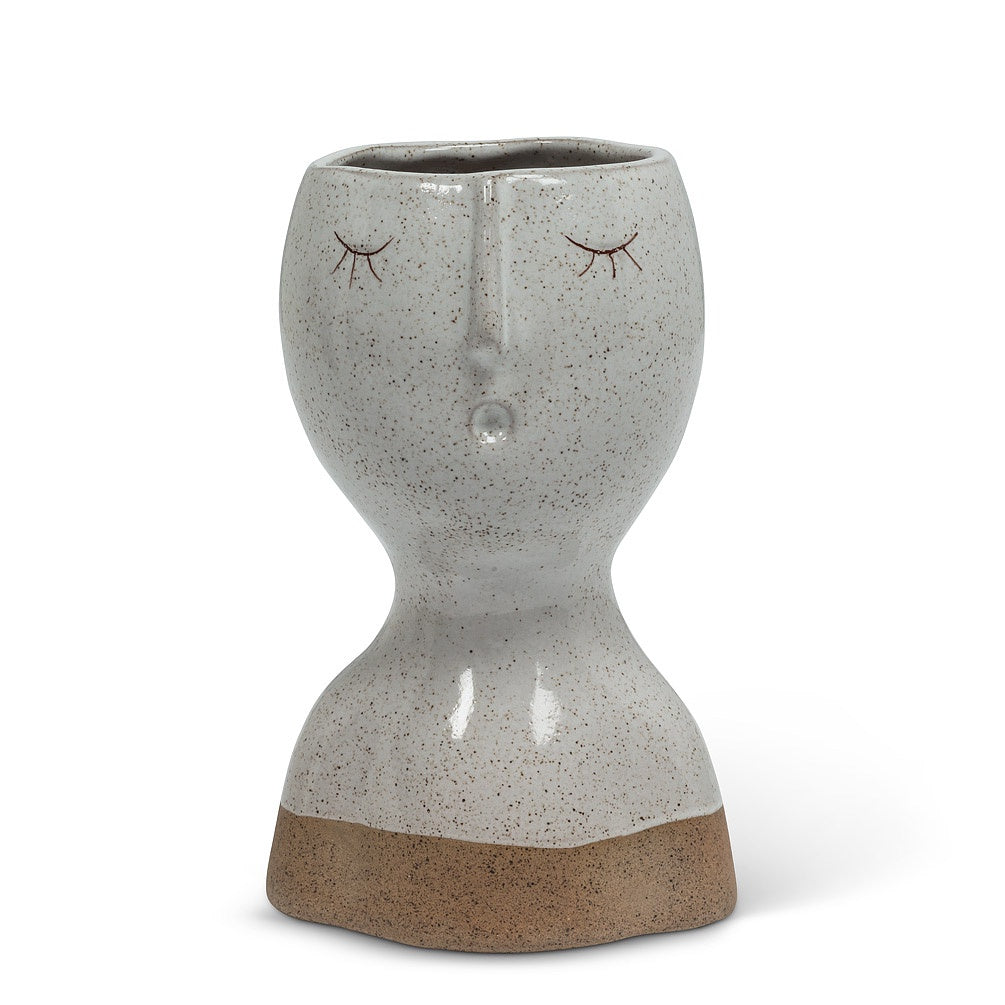 Neutral Face Vase, Small