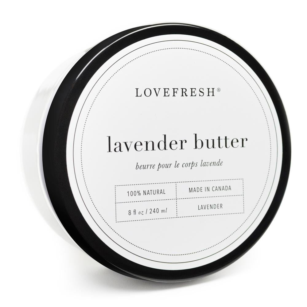 Body Butter, Lavender