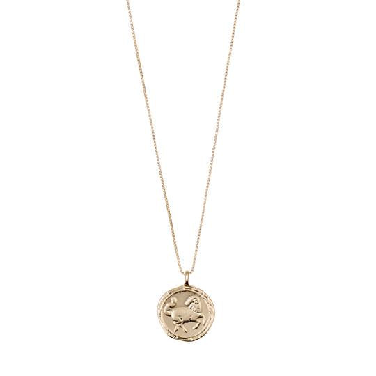 Horoscope Necklace, Aries