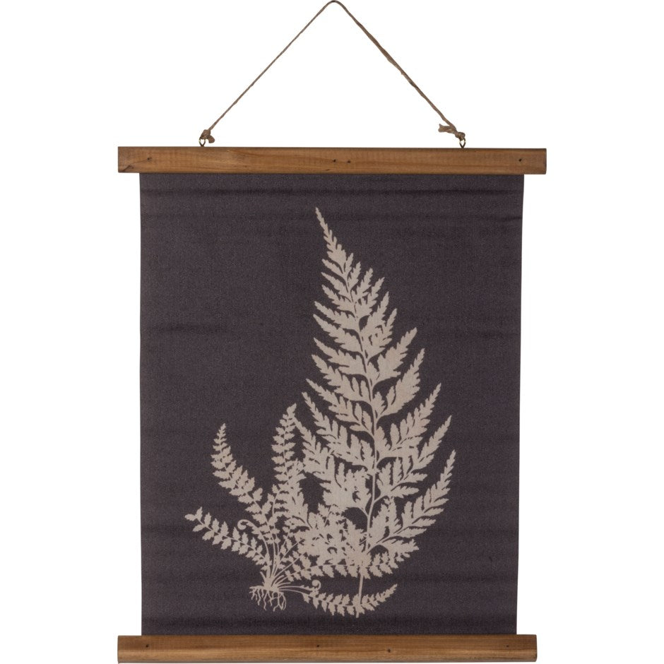 Rooted Fern Canvas