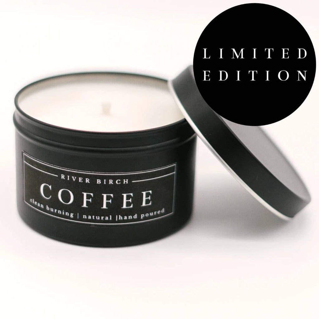 Candle, Soy, Coffee, 8 oz