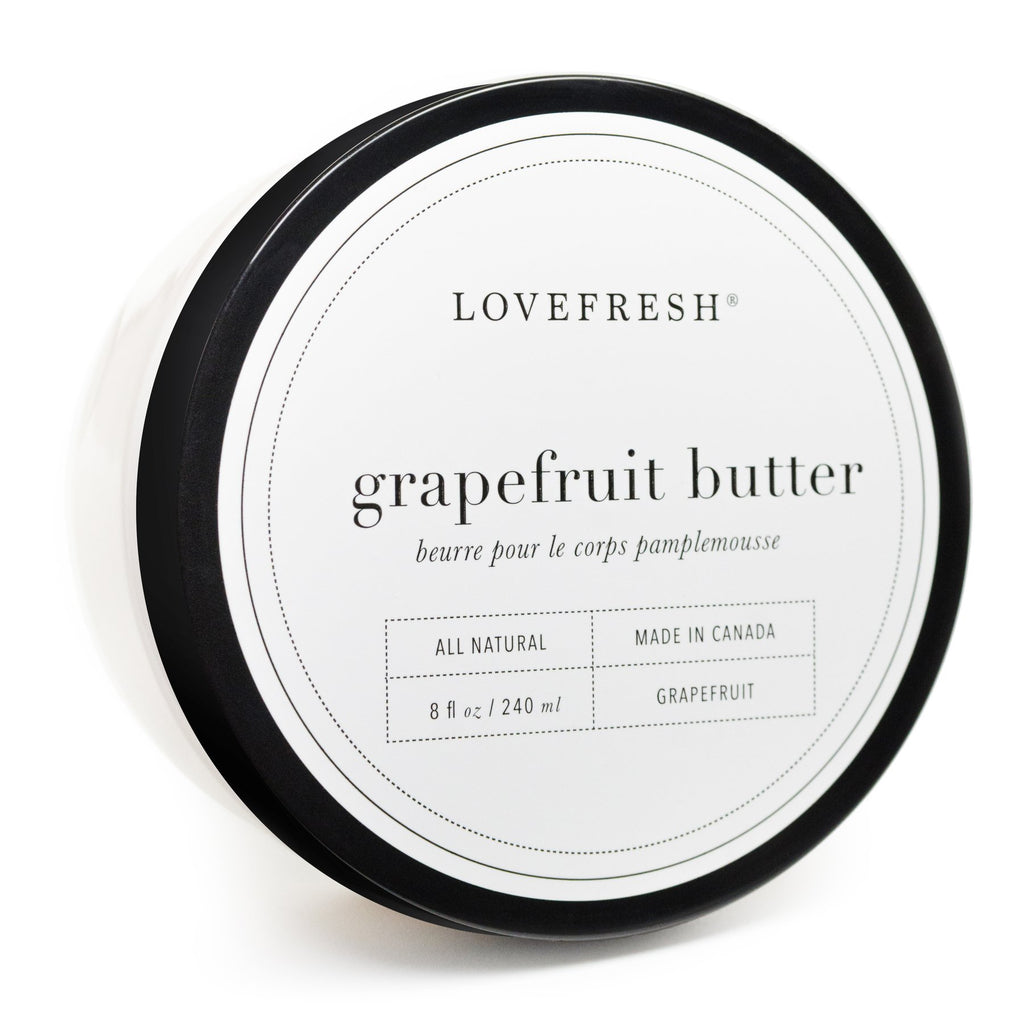 Body Butter, Grapefruit