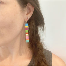 Load image into Gallery viewer, KALEIDOSCOPE EARRINGS