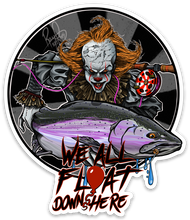 "Load image into Gallery viewer, Pennywise 4"" Sticker"