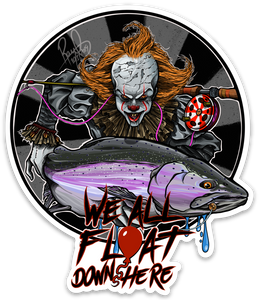 "Pennywise 4"" Sticker"
