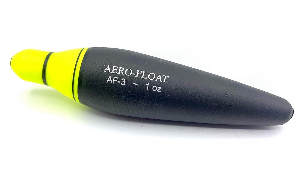 Hawken Aero-Float AF-3, HIGH VIZ Series Slip Float