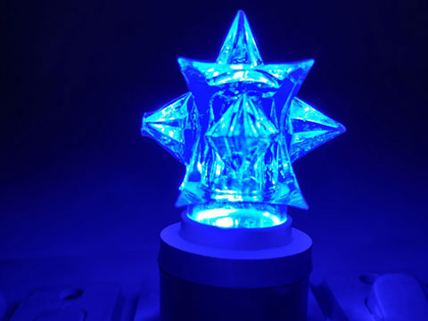 LED Star Night Lamp
