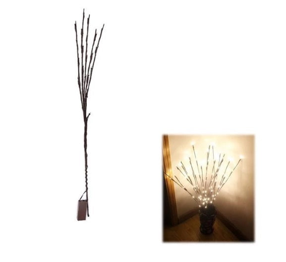 LED Willow Twig Branches Light