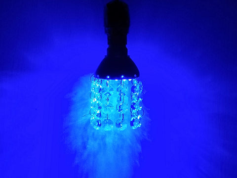 Small LED Jhumar Lamp