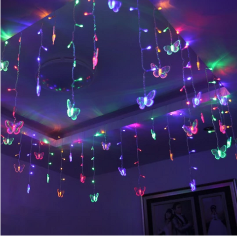 Christmas decorative hanging lights