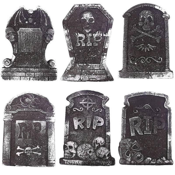 Foam Tombstone for Decoration-Non Electric Home Decor-[variant_title]-Khadiza Electricals