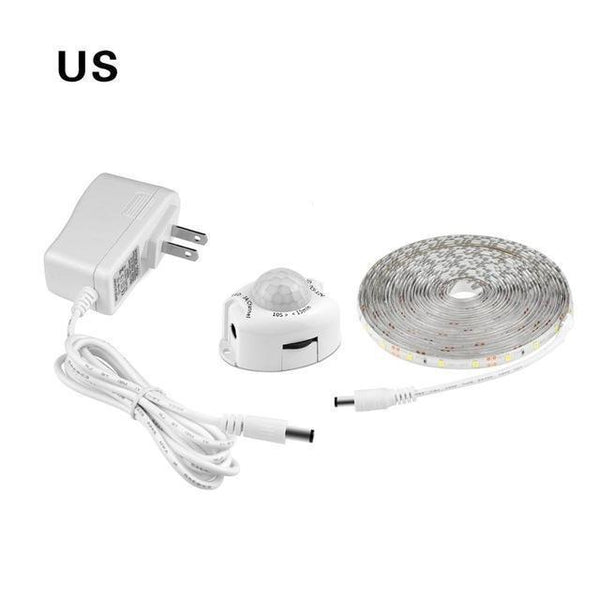 LED Strip Night Lamp with Motion Sensor 1M 2 / White / 1M