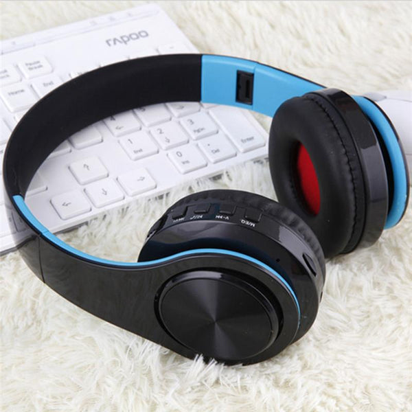 Foldable Stereo Bluetooth Headphone