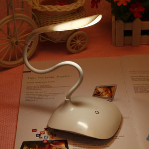 LED Vintage Desk Lamp with Adjustable Neck