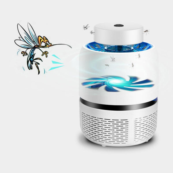 Electric LED Photocatalyst Mosquito Killer Lamp