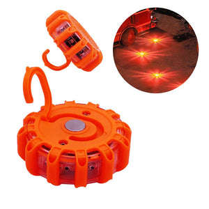 3Pcs Multi-function LED Warning/ SOS Light/  Safety Indicator