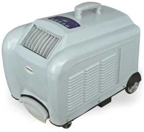 MOBILE AIR CONDITIONER (PORTABLE, CAMPING , OUTDOOR, INDOOR)