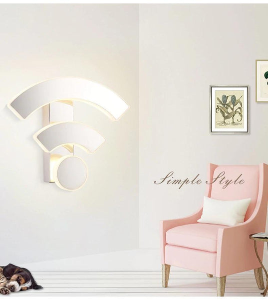 Buy WIFI Sconce Wall LED Online-Decorative Wall Lamp-[variant_title]-Khadiza Electricals