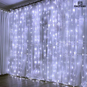 LED Curtain String Lights-Decorative String Light-[variant_title]-Khadiza Electricals