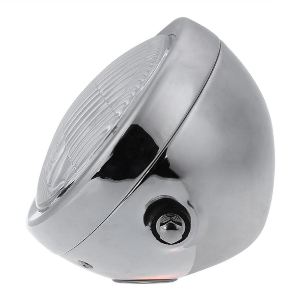 High Power Clear Lens Motorcycle Headlight With High Low Beam-Flashlight/ Torch-[variant_title]-Khadiza Electricals