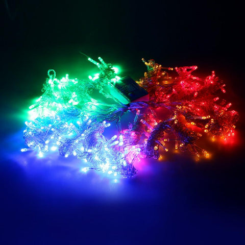 Fairy String Light for Window Curtain Decoration (304 LEDs)-Decorative String Light-[variant_title]-Khadiza Electricals