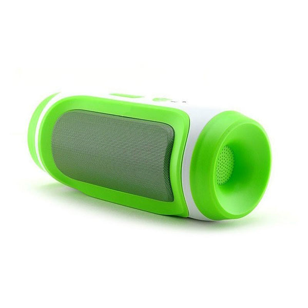 Portable Wireless Bluetooth Loudspeaker (TF Card, FM and Mic)
