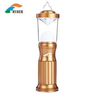 RYDER K2002 Outdoor Camping/ Hiking Portable Emergency Lamp/ Tent LED Light