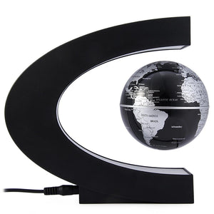 Novelty C Shape Magnetic Levitation Floating Globe