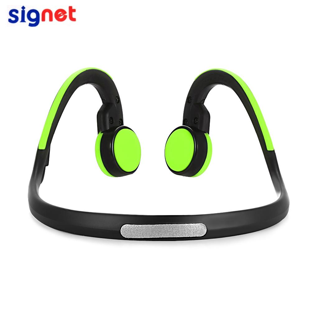 Signet BT - BK Bluetooth 4.1 Bone Conduction Headphones