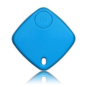 Smart Key Finder/Tag with Wireless Bluetooth Tracker & GPS Locator Blue