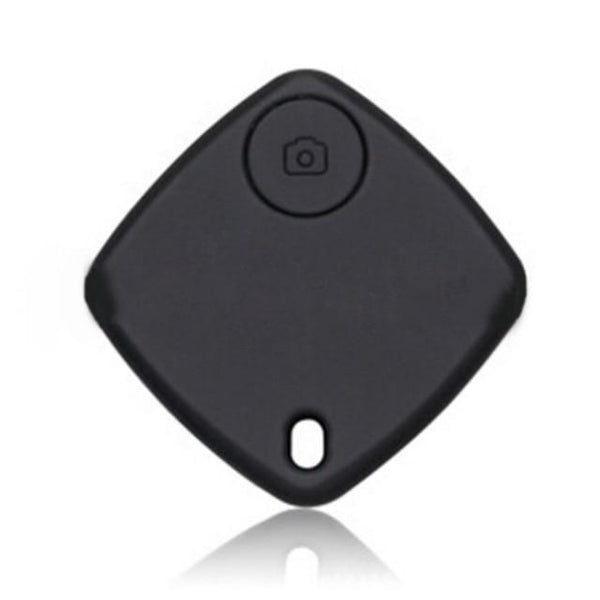 Smart Key Finder/Tag with Wireless Bluetooth Tracker & GPS Locator Black
