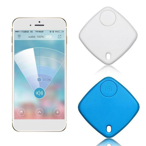 Smart Key Finder/Tag with Wireless Bluetooth Tracker & GPS Locator