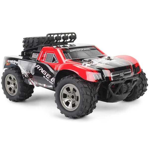 1885 - A 2.4G 1/18 18km/h Drift RC Off-road Car RTR Toy Gift
