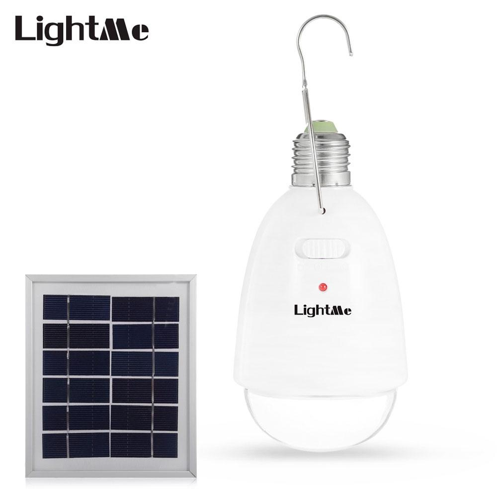 Lightme Remote Controlled Dimmable Solar Powered Light
