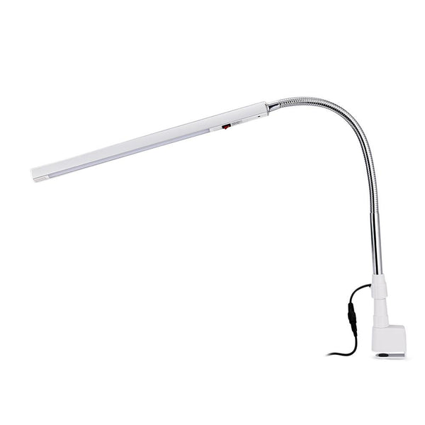 LED Flexible Table Lamp with Eye Protecting for Nail Salon/ Home/ Office/ Workshop