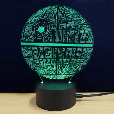 LED 3D Acrylic Ambient Night Light