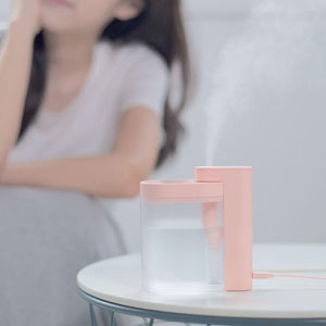 Household Portable Desktop Geometric Humidifier from Xiaomi youpin