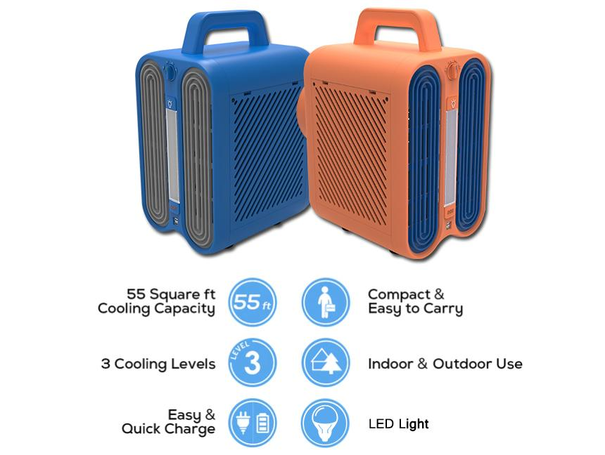 CoolingStyle - PORTABLE AIR CONDITIONER