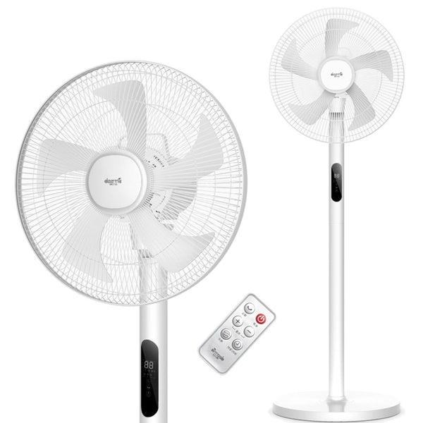 Deerma DEM - FSY70 Floor Fan with Remote Control and DC Frequency Conversion