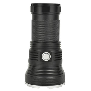 Waterproof (IPX8) 7 Modes High Brightness  Flashlight (8000lm, MT40 SST - 40)