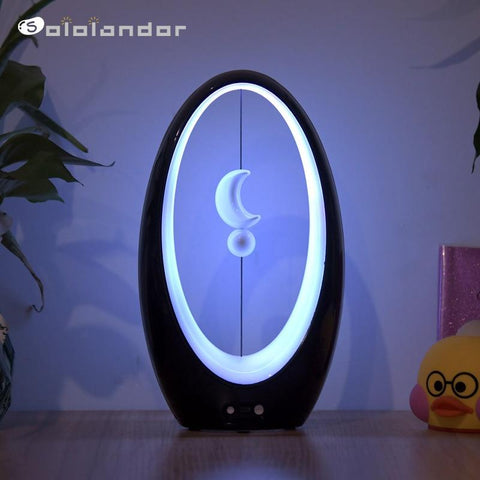 Modified Heng Balance LED Night Lamp (USB Powered)