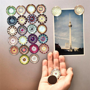 Fridge Magnet Sticker for Home Decoration(5Pcs)-Non Electric Home Decor-[variant_title]-Khadiza Electricals
