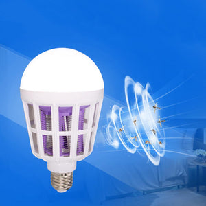 Universal 220V UV Mosquito Killer LED Bulb