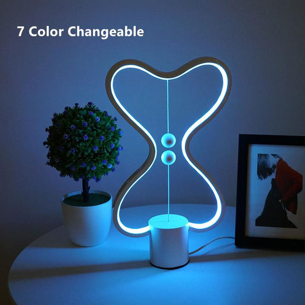 7 Color Changeable Heng Balance Lamp (USB Powered)