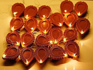 Electric Diya (Set of 100 Diya Strings)-[product_type]-India-Khadiza Electricals