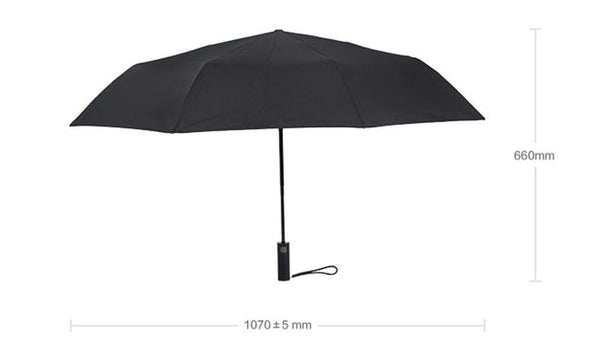 Automatic Three Fold Aluminum Body Umbrella with UV Protect-Other Electrical Products-[variant_title]-Khadiza Electricals