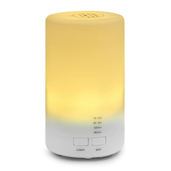 USB Chargeable Led Night Lamp with Aroma Diffuser-Decorative Night Lamp-[variant_title]-Khadiza Electricals
