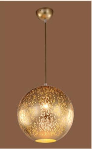Arabian Style Retro Metal LED Pendant Lamp (E27)